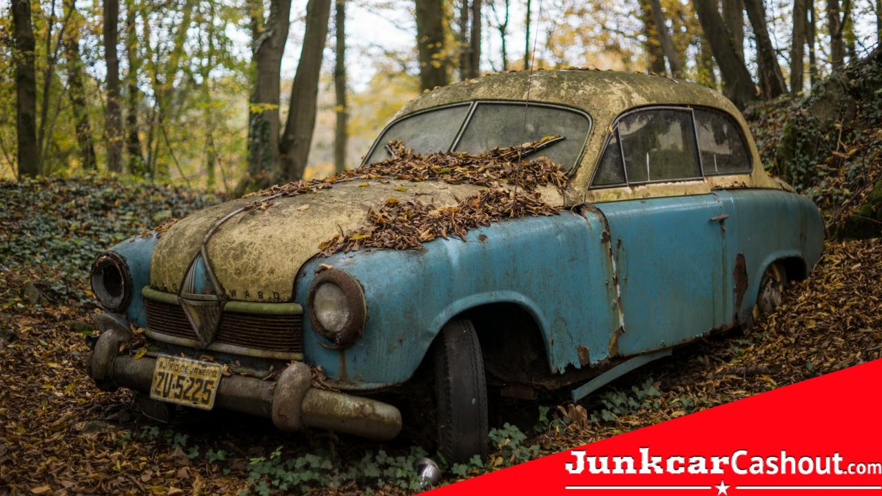 Junk Car - Junk Car Removal in Utah